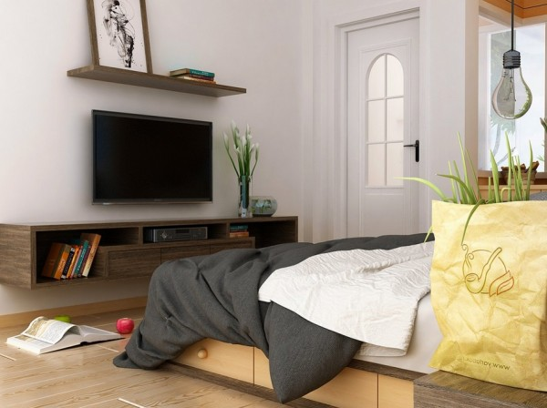 Bedroom Design Lcd Cabinet Ipc084 Modern Master Bedroom