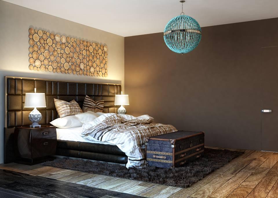 Dark Brown Unique Bedroom Ipc131 - Unique Bedroom Designs ...