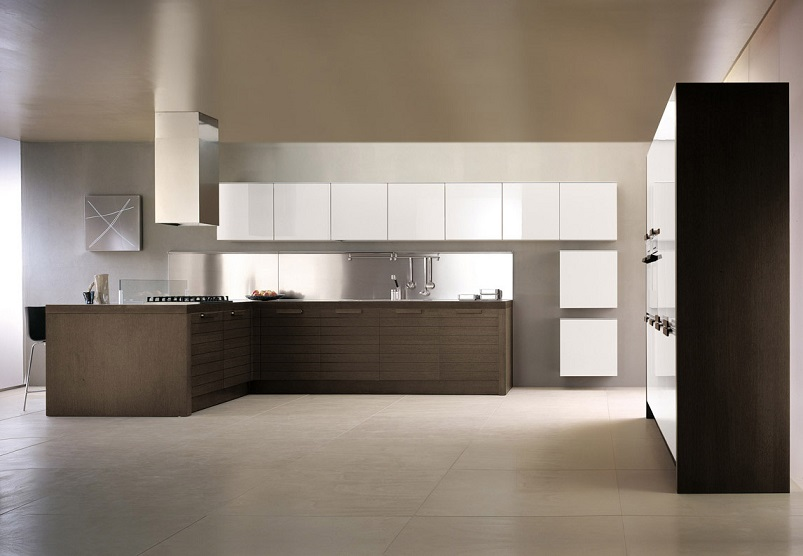 Modern and luxury italian kitchen design ipc447 modern for Italian kitchen design