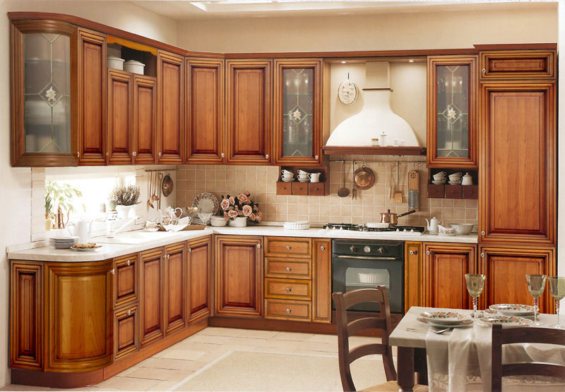 Ash wood kitchen cabinets hpd350 kitchen cabinets al for Best quality kitchen cabinets for the price