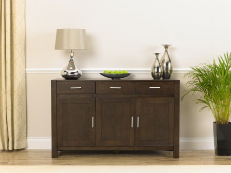new product 0cac0 9523e Dark Brown Sideboard Hpd302 - Sideboards - Al Habib Panel Doors