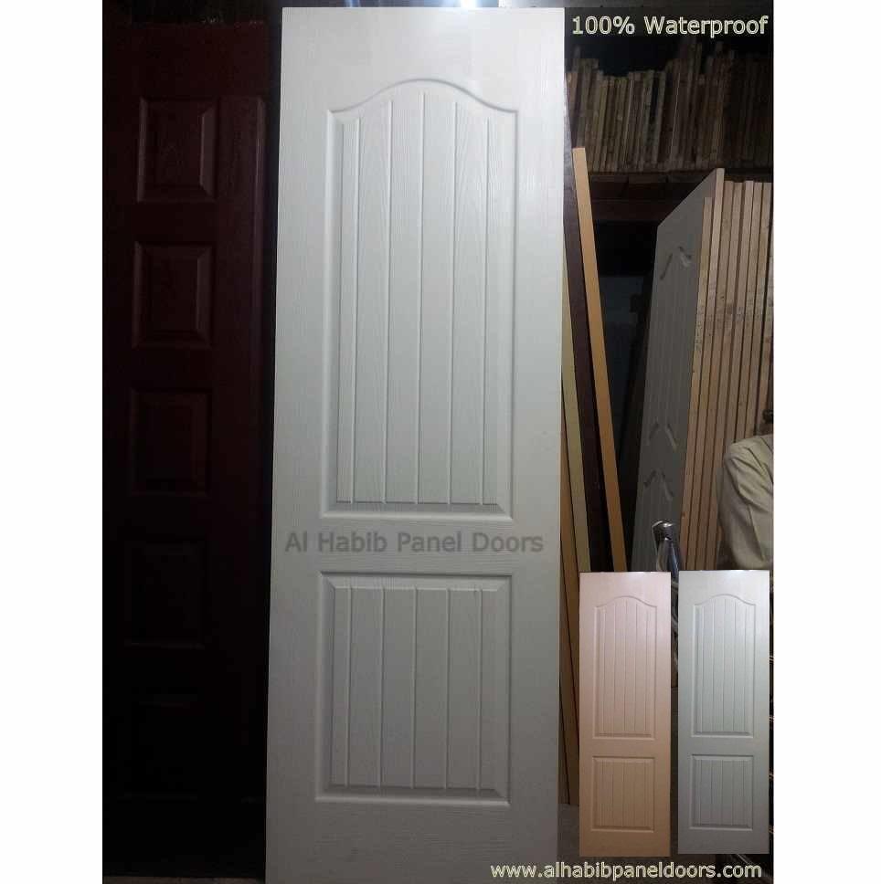 Fiber Bathroom Door Hpd409 Fiber Panel Doors Al Habib