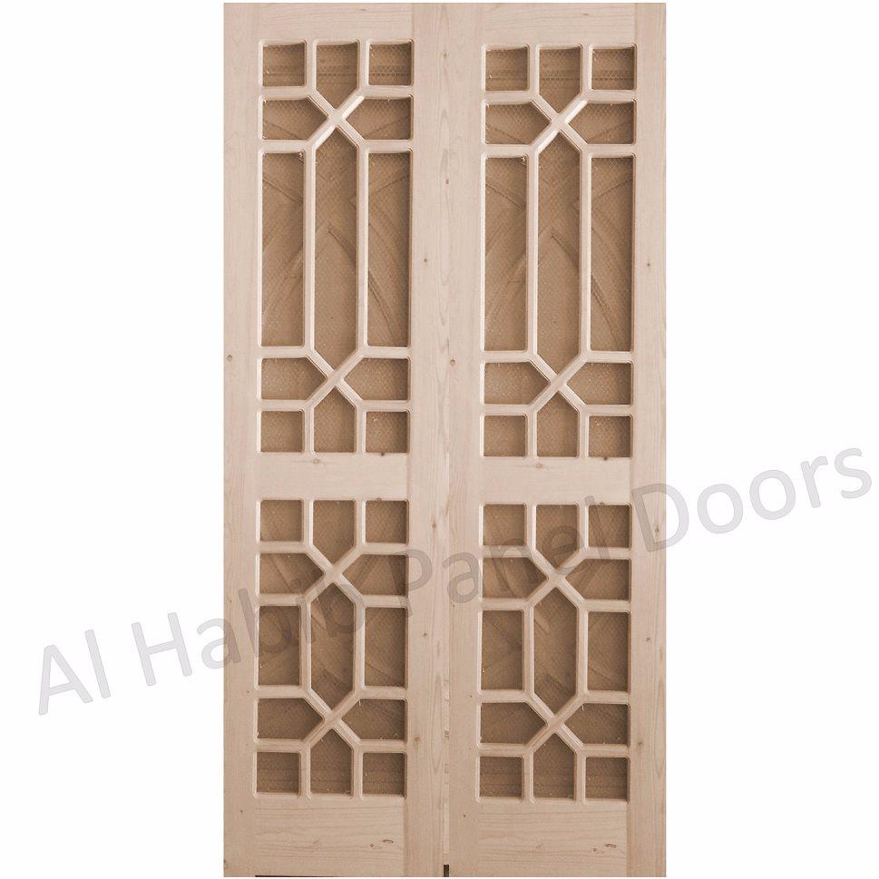 Kail Wood Wire Mesh Door Hpd523 Mesh Panel Doors Al