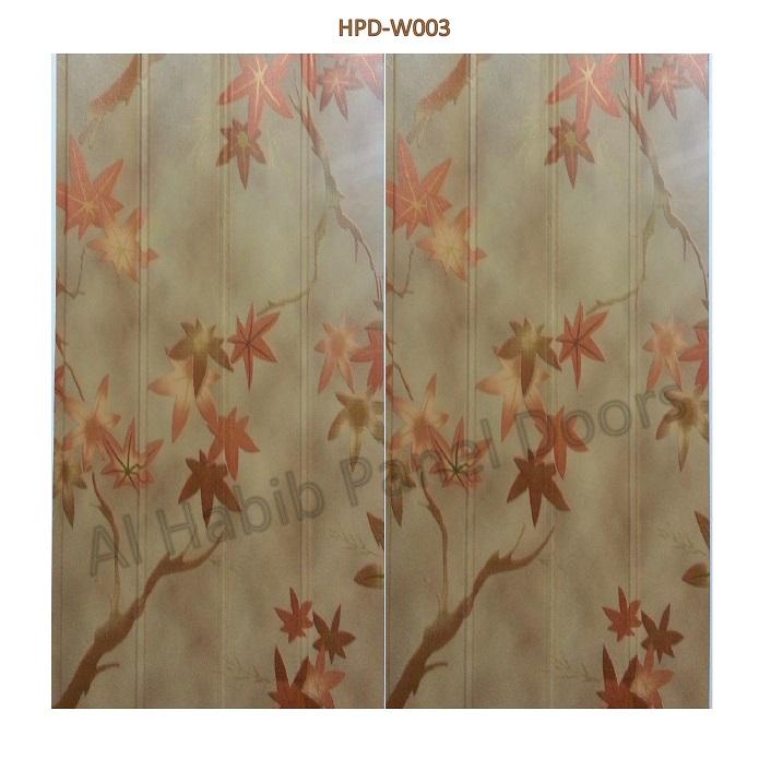 Pvc Wall Paneling Flower Texture Hpdw003 Pvc Paneling Al Habib