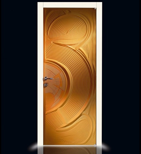 Artistic Door Design By Bertolotto