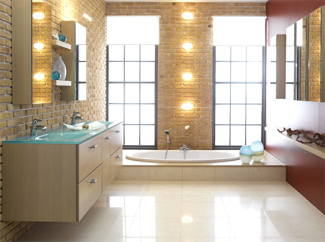 Bathroom Design Idea