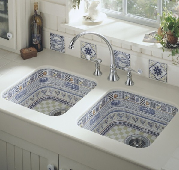 Beautiful Kitchen Sink Design By Kohler · U003e Beautiful ...