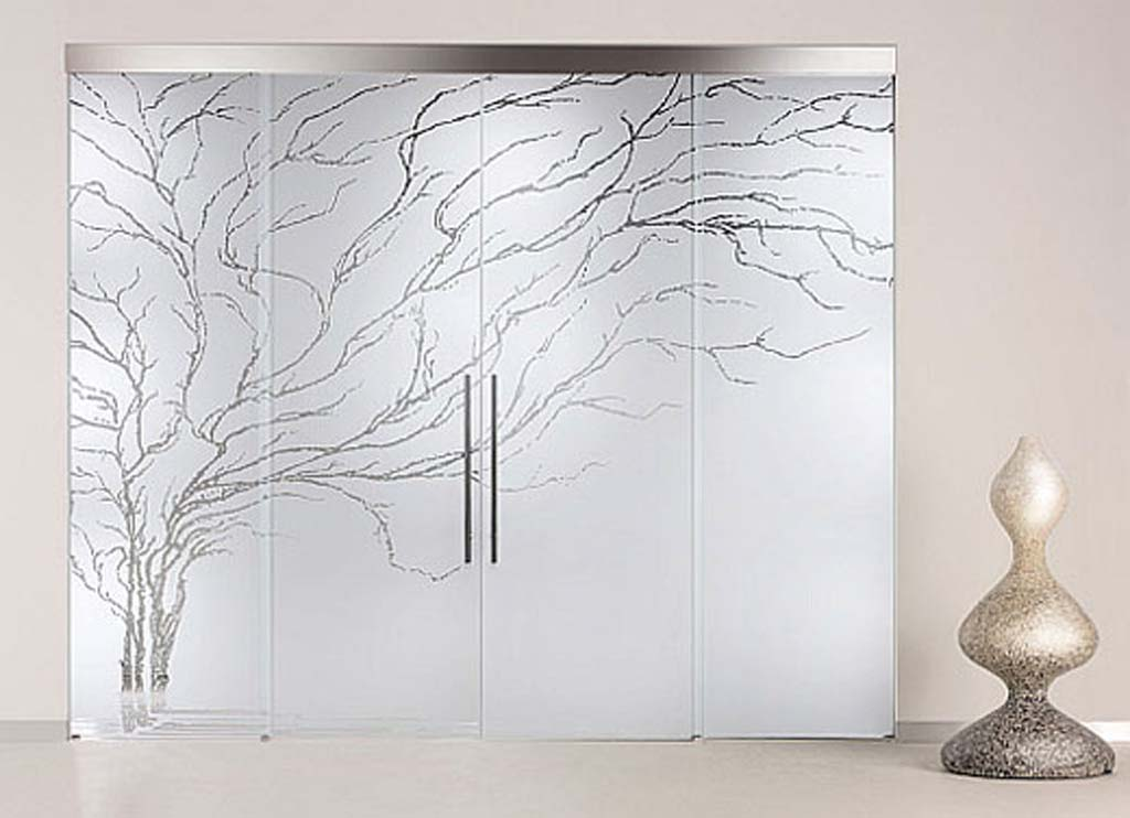 Beautiful Printed Interior Door Design