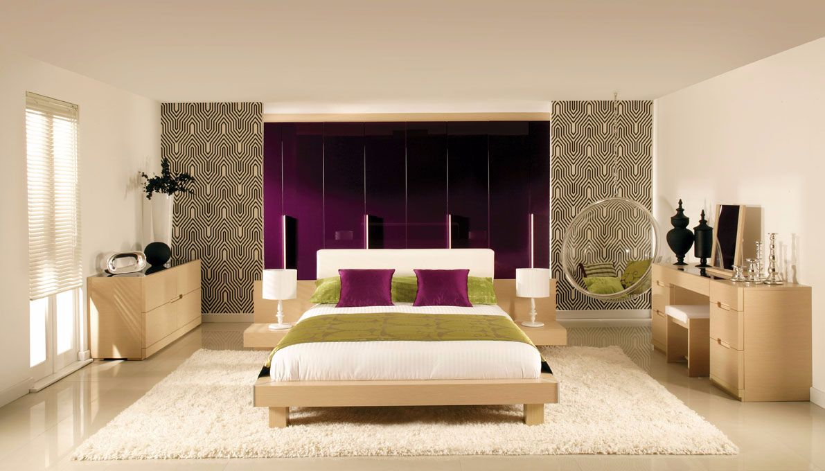 Latest Room Furniture Designs Part - 16: Bedroom Home Design Inspiri.