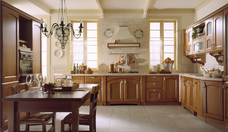 Charmant Classic Kitchen Design