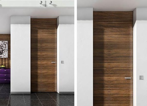 Contemporary interior door design ipc343 hotels for Interior door design