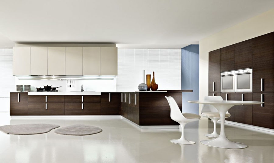 Modern italian kitchen design ideas kitchen designs al habib panel doors - Italian kitchen ...