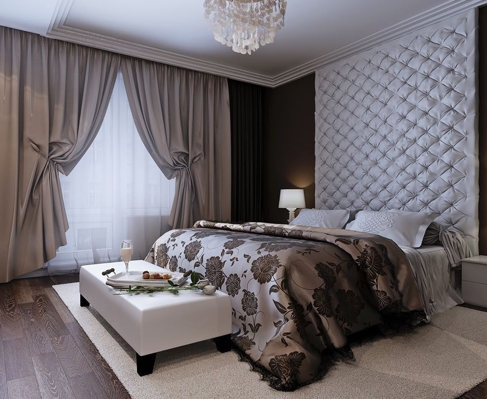 Extraordinary Delightful Bedroom Design