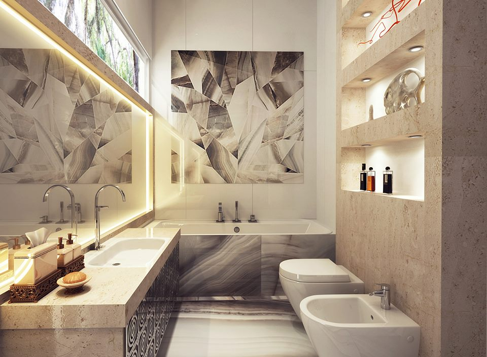 Fabulous Bathroom Design