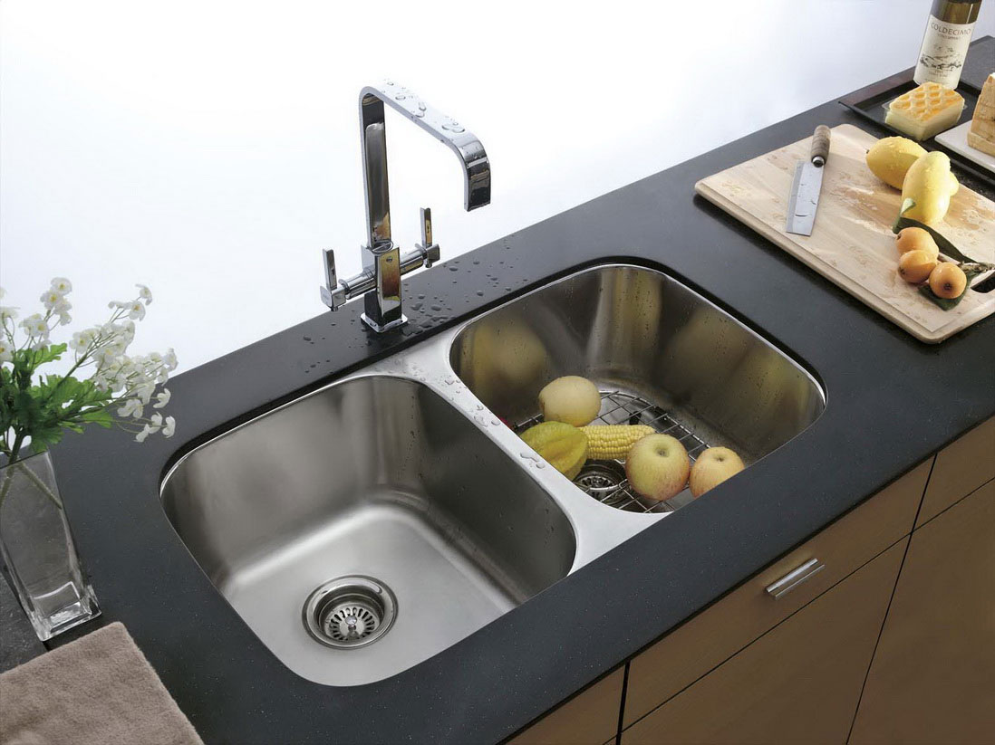 Kitchen Sink Ideas Design ~ Double kitchen sink design ipc