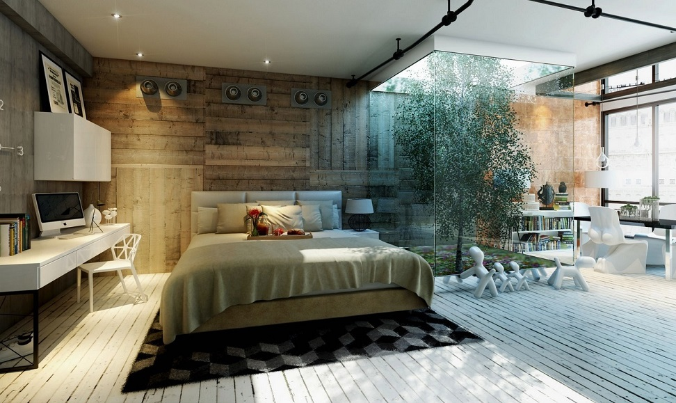 Gorgeous Modern Bedroom Design
