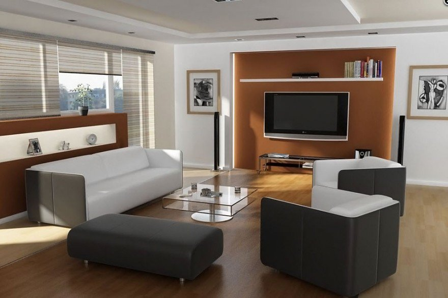 High Quality TV Stand Interior Design