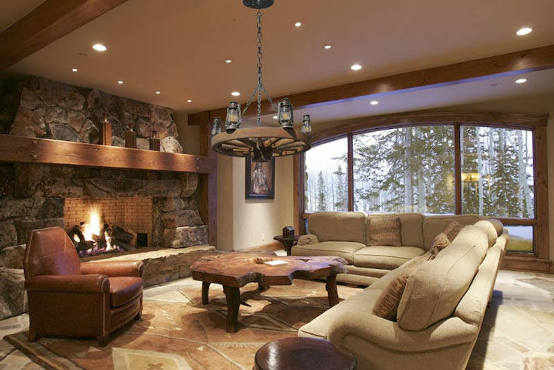 Living room design idea ipc034 luxurious living room for Living room overhead lighting