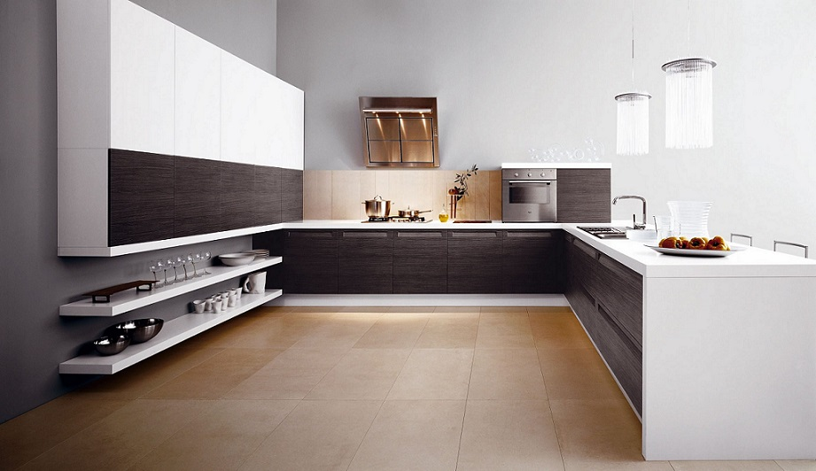 Luxurious Contemporary Italian Kitchen Design Ipc450 - Modern ...