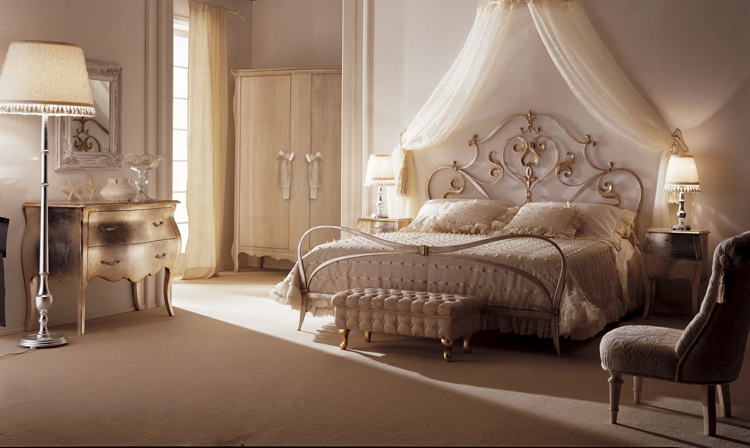 Luxury Bedroom Design With Modern Style