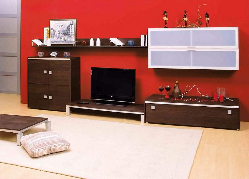 Latest modern lcd cabinet design ipc209 lcd tv cabinet Tv unit designs for lcd tv