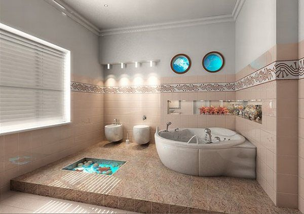 Modern Bathroom Idea