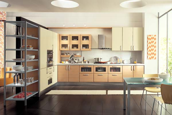 Modern Gorgeous Kitchen Cabinets