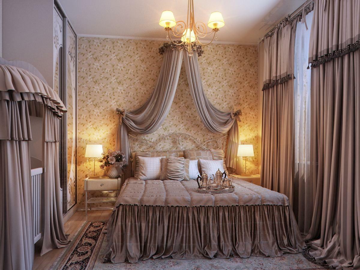 Modern Romantic Master Bedroom modern romantic bedroom design ipc002 - modern master bedroom