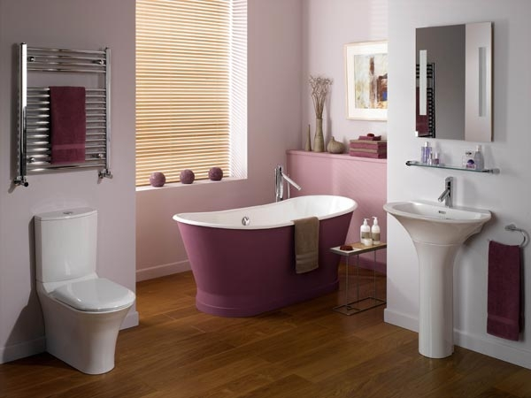 Easy Bathroom Decorating Ideas: Simple Bathroom Designs