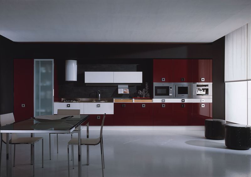 New Italian Kitchen Design