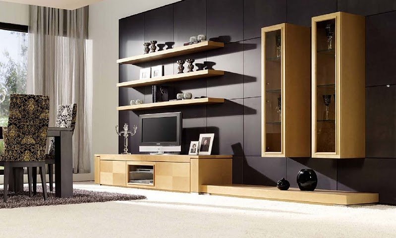 Lcd tv cabinet designs furniture designs al habib for Room kabat design
