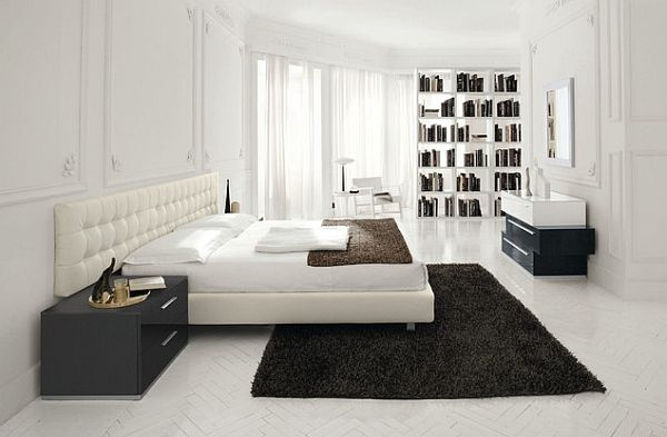 Sensational Rug Bedroom Design