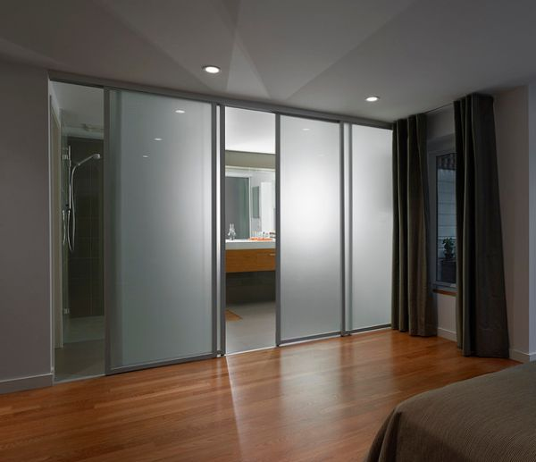 Sliding Door Interior Design For Separation