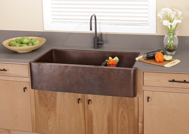 Sink Designs For Kitchen : Kitchen Sink Design Ideas - Kitchen Designs - Al Habib Panel Doors