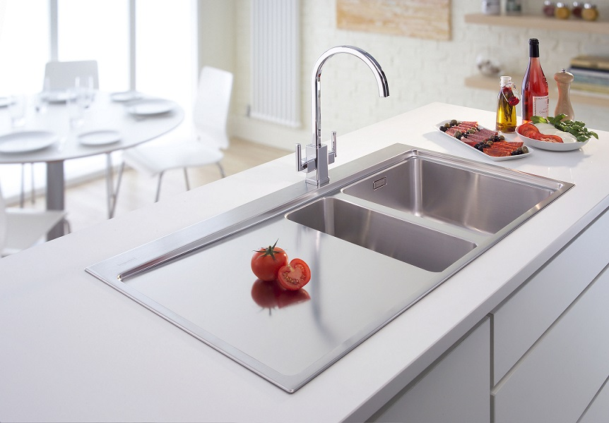 Stunning Stainless Kitchen SInk Design