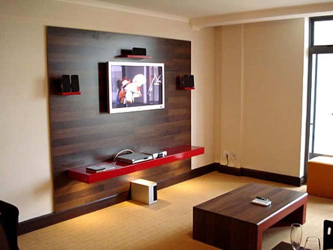 Design Wall Cabinets Wooden : High quality tv stand interior design ipc modern lcd