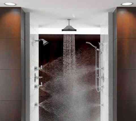 Beautiful Shower Designs