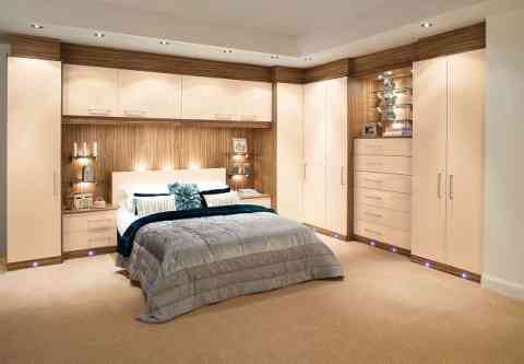 Fitted Wardrobes Design For Bedroom