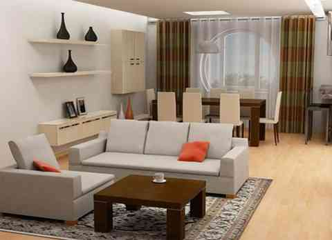Space Saving Living Room Designs