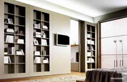 Wall Storage Shelves Designs