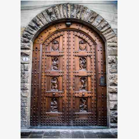 Wooden Carved Door Designs