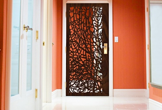 Interior doors design interior design al habib panel doors for Designer door design