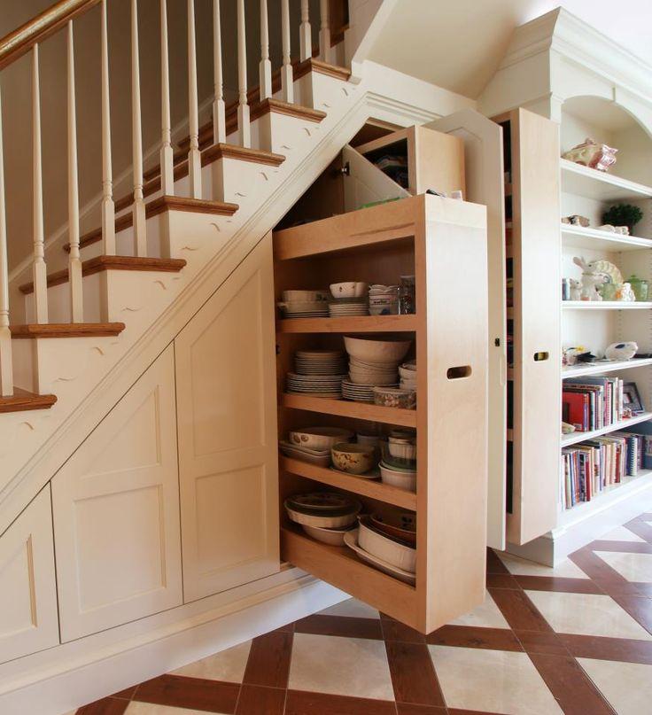 Under Stairs ...
