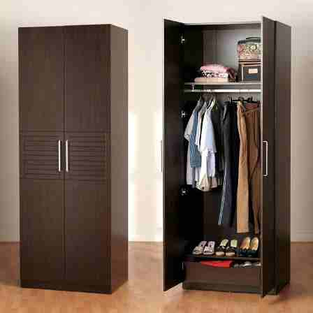 This is Standing 2 Door Wardrobe. Code is HPD318. Product of Wardrobes - Free · u003e & Standing 2 Door Wardrobe Hpd318 - Free Standing Wardrobes - Al Habib ...