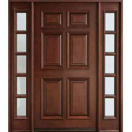 Solid wood doors doors al habib panel doors for Door design in pakistan