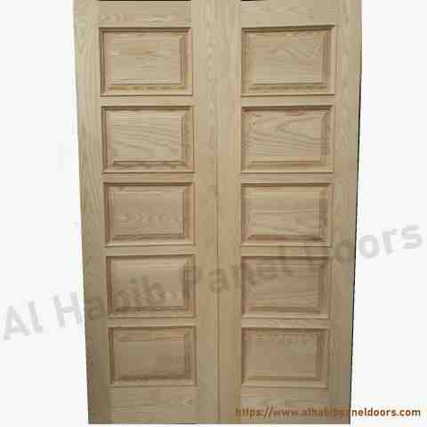 This Is Solid Wood Main Double Door. Code Is HPD110. Product Of Doors