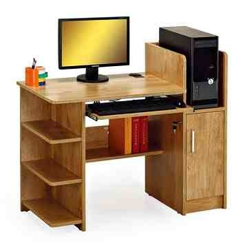 Office Computer Desk Side Table Hpd361 - Computer Table ...