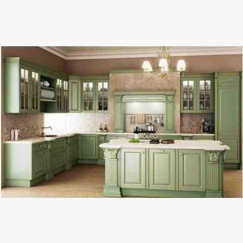 This is Modern Kitchen Cabinets Design. Code is HPD405. Product of kitchen - UV boards KItchen Cabinets, UV boards available in different colours Al Habib