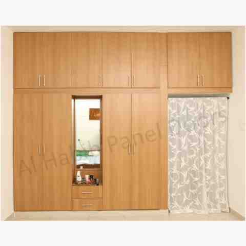 Fitted Wardrobes Side And Study Table Hpd312 - Fitted ...