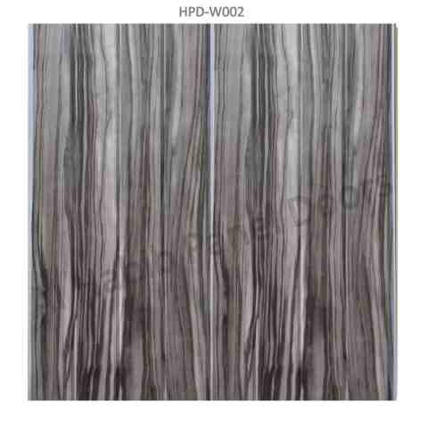 Dark Wood Texture PVC Wall Paneling